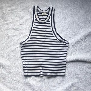 2 FOR $15 Garage striped tank top